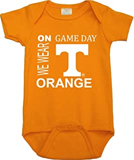 Future Tailgater Tennessee Volunteers On Game Day Baby Onesie