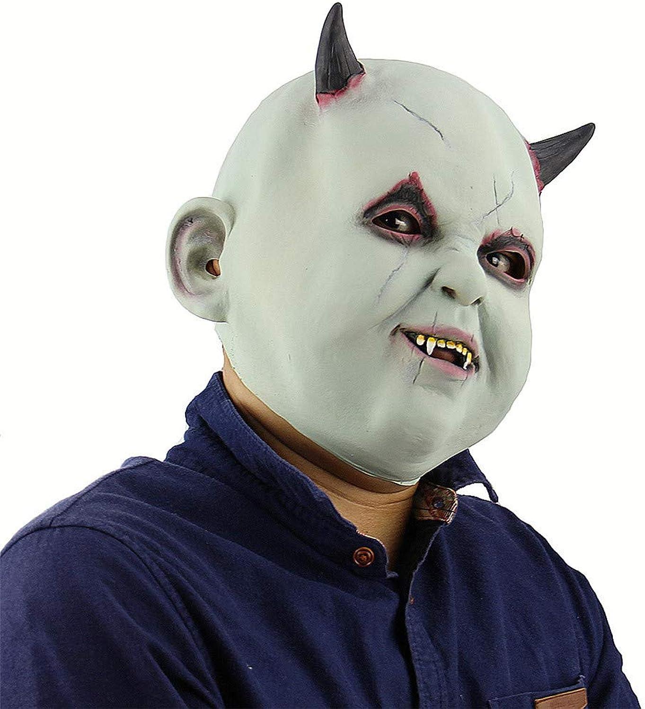 Wsjwj Masken für Erwachsene  Zombie Maske Clown Maske Latex Horror Maske Spielzeug B07HH13LWH Won hoch geschätzt und weithin Grünraut im in- und Ausland Grünraut  | Flagship-Store