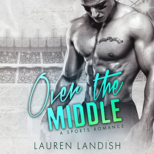Over the Middle audiobook cover art