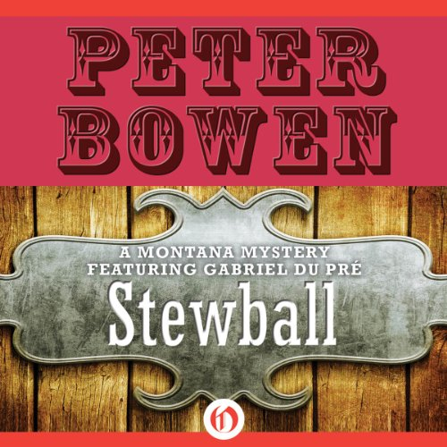 Stewball audiobook cover art