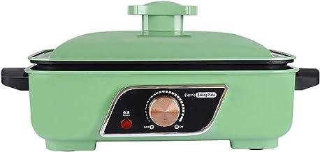 Yongqin Multifunctionele elektrische grill, draagbaar, elektrisch kookgerei voor huishoudelijk gebruik, multifunctioneel b...