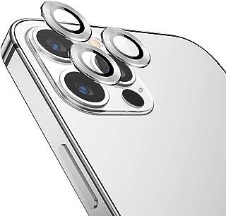 TAMOWA kamerahärdat glas för iPhone 12 Pro, kamerans skärmskydd, kameraskydd, kameraskydd, linsskärmskydd