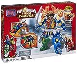 mega bloks 5831 power rangers samurai claw armor megazord