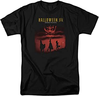 Halloween III Horror Slasher Movie Series Season of The Witch Adult T-Shirt Tee