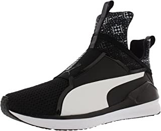 PUMA Women's Fierce Kal Grf Ankle-High Fashion Sneaker