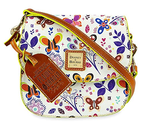 Disney Epcot International Flower & Garden Festival 2019 Crossbody Bag by Dooney & Bourke