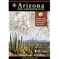 Arizona Benchmark Road & Recreation Atlas