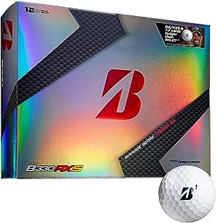 Bridgestone Tour B330 RXS 12 Pack White Golf Balls