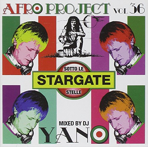 Vol. 36-Afro Project