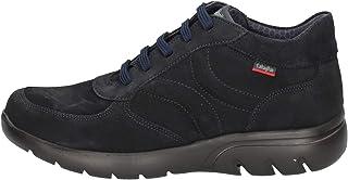 c5b84581 Callaghan Zapatos Hombres Zapatillas Alto 14006 Azul
