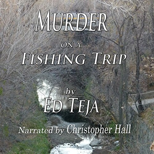 Murder on a Fishing Trip: A Short Story audiobook cover art