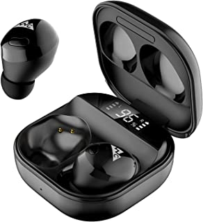 WeCool Moonwalk M3 Bluetooth in Ear True Wireless Earbuds with High Bass, Touch Control Low Latency Earpods with HD Stereo...