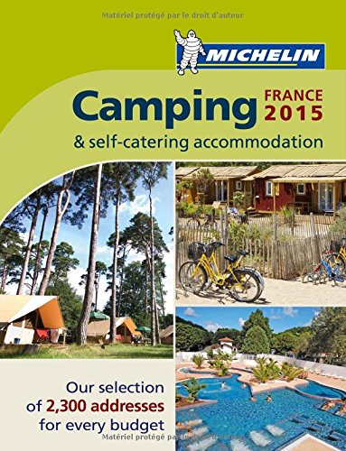 2015 Camping Guide France