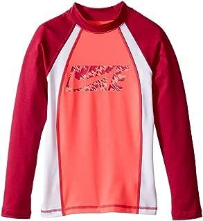 Nike Kids Girl's Splash Long Sleeve Hydro Top (Big Kids)