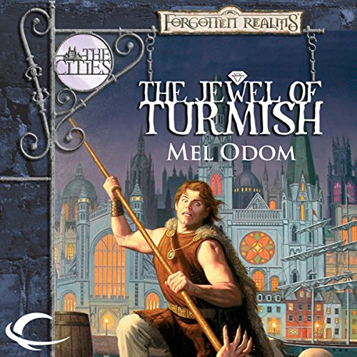 The Jewel of Turmish audiobook cover art