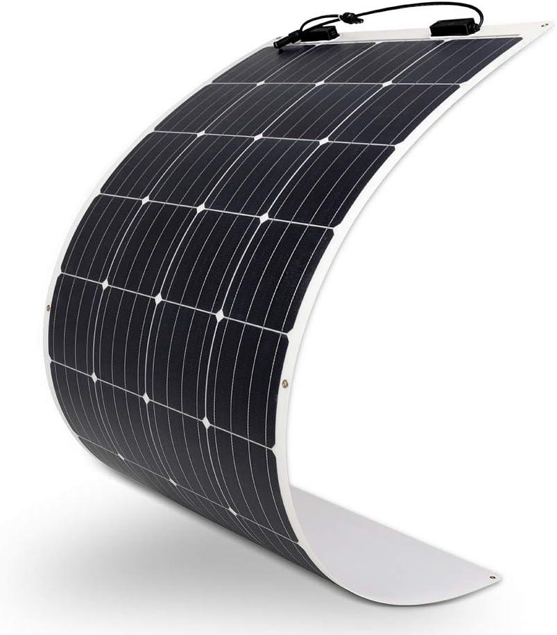 Renogy 160 Watt 12 Volt Extremely Flexible Monocrystalline Solar Panel
