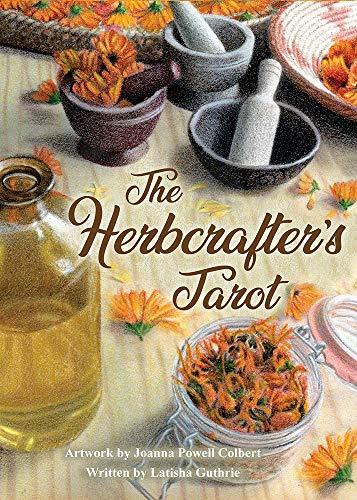 Guthrie, L: The Herbcrafter's Tarot