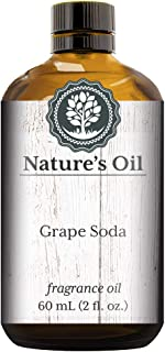 Grape Soda Fragrance Oil (60ml) For Diffusers, Soap Making, Candles, Lotion, Home Scents, Linen Spray, Bath Bombs, Slime