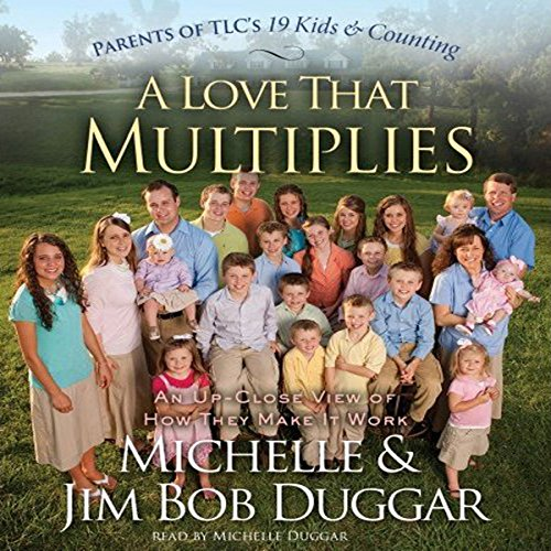 A Love That Multiplies audiobook cover art