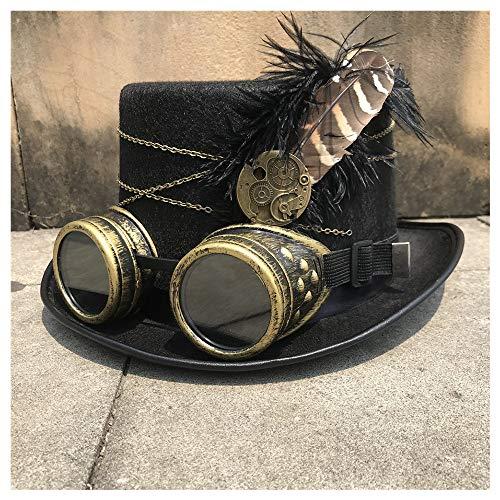 Regalo sombrero Unisex Hombres Mujeres de gama alta hecha a mano de St