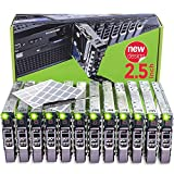 WorkDone 12-Pack 2.5' Drive Caddy - G176J...
