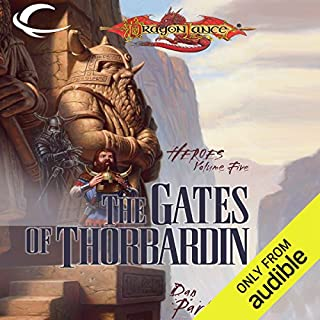 The Gates of Thorbardin audiobook cover art