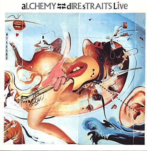 Dire Straits - Alchemy - Dire Straits Live - Vertigo - 818 243-1, Vertigo - 818 244-1, Vertigo - 818 245-1
