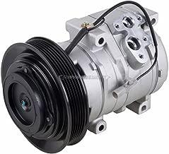 AC Compressor & A/C Clutch For Toyota Corolla Matrix 2003 2004 2005 2006 2007 2008 - BuyAutoParts 60-01484NA NEW