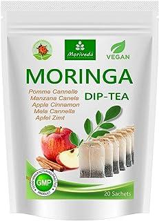 Té de Moringa 100% natural y vegano (opcionalmente Moringa-