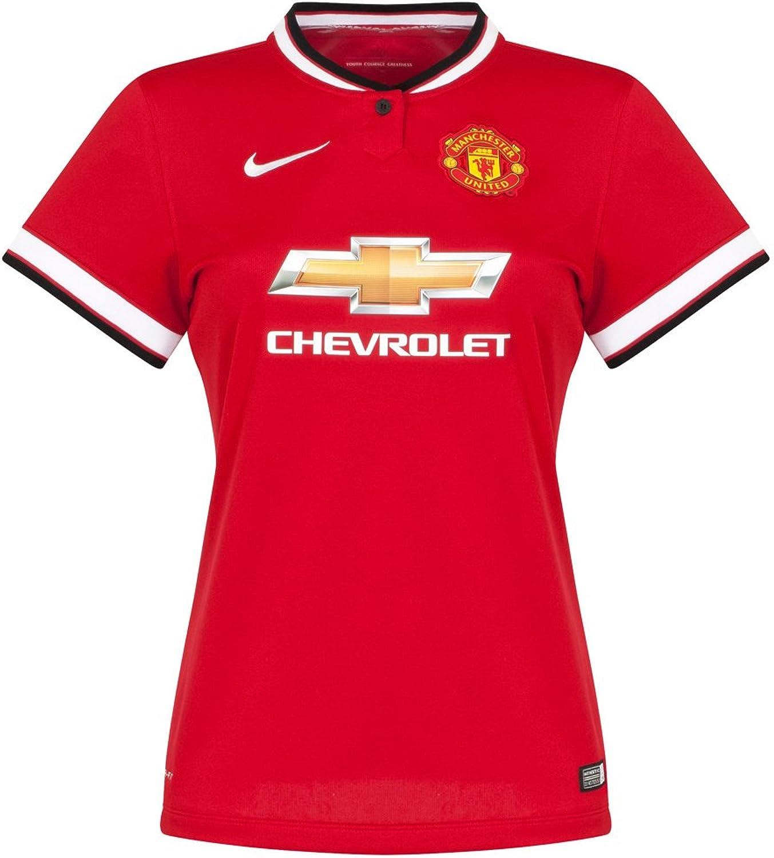 20142015 Man Utd Home Nike Womens Shirt