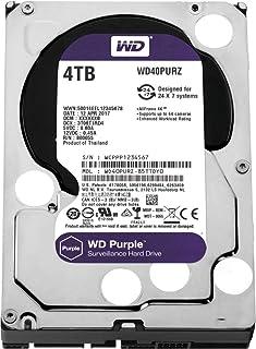 Internal Hard Disk Western Digital 4T Purple