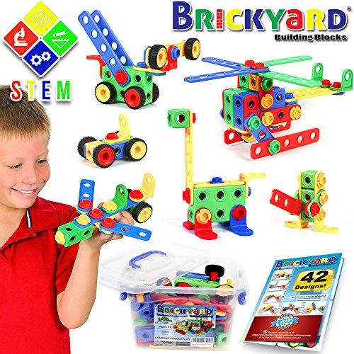 101 Piece STEM Toys Kit,...