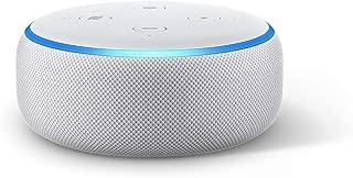 Echo Dot  第3世代 - スマートスピーカー with Alexa、サンドストーン