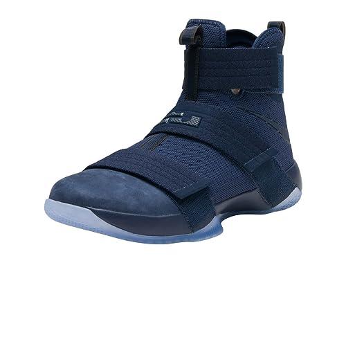 Nike Mens Lebron Soldier 10 SFG Basketball Shoe