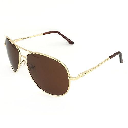 e03c0ebf8938 J+S Premium Military Style Classic Aviator Sunglasses
