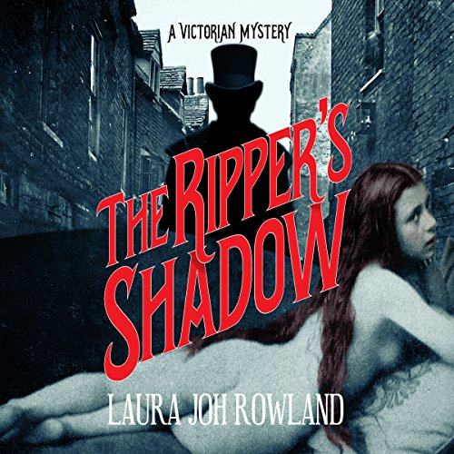 The Ripper's Shadow audiobook cover art