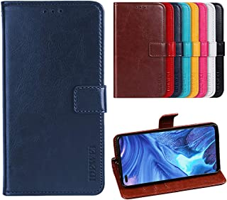 Case for Oppo A33 (2020) PU Leather Wallet Flip has Kickstand function and Card Slots with Magnetic Buckle Phone Cover for...