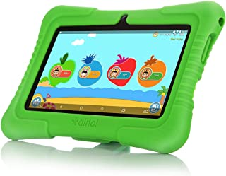 Ainol Q88X 7inch A50 Cortex-A7 Android8.1 OS BT4.0 1+8G Kids Tablet PC Pink GMS US (Green)
