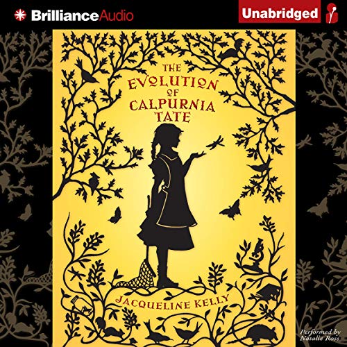 The Evolution of Calpurnia Tate                   Written by:                                                                                                                                 Jacqueline Kelly                               Narrated by:                                                                                                                                 Natalie Ross                      Length: 9 hrs     2 ratings     Overall 4.5