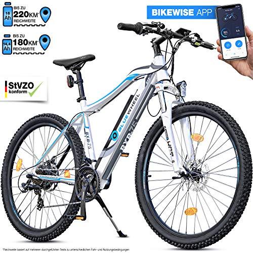 Bluewheel 29 pollici E-Bike 14,4Ah - Qualit tedesca - App in linea con...