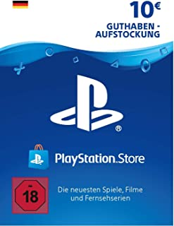 PSN Guthaben-Aufstockung | 10 EUR | deutsches Konto | PS5/PS4 Download Code