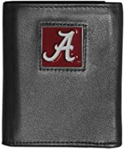 NCAA Leather Tri-Fold Wallet