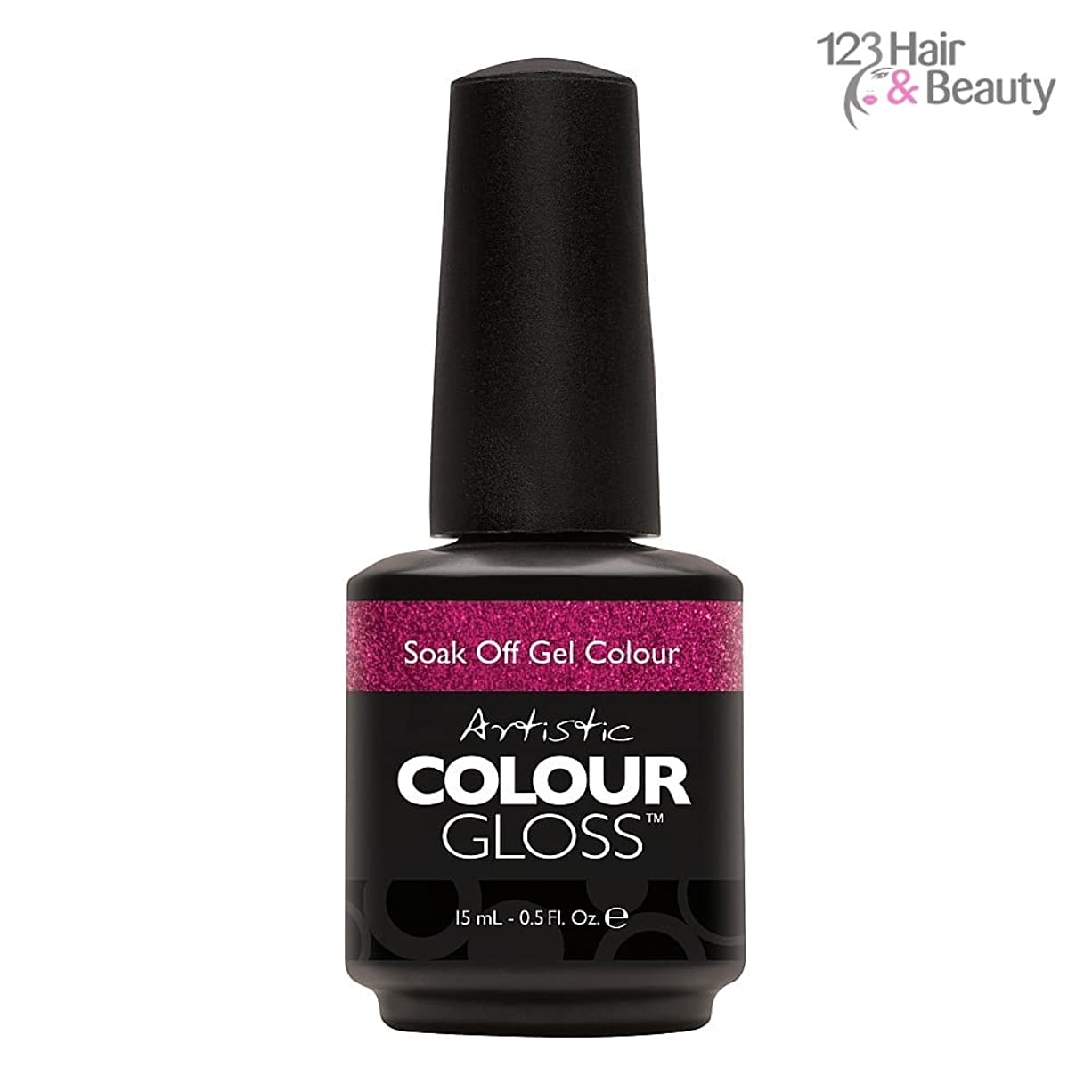 安息偽善粘土Artistic Colour Gloss - Bravest of Them All - 0.5oz / 15ml