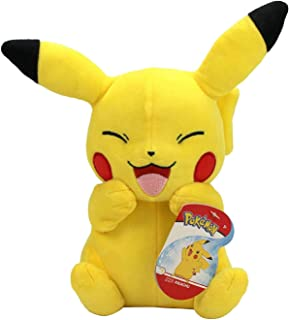 Pokémon Pokemon Plush BO36766, Pikachu #5 Plush Toy (20 cm), Realistic, Super Soft, Lifelike Plush Toy for Cuddling and Lo...
