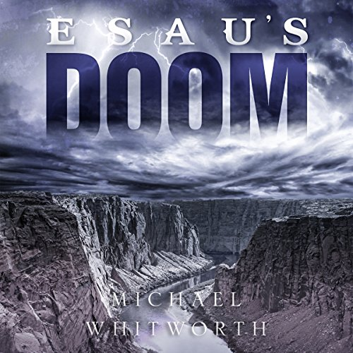 Esau's Doom audiobook cover art