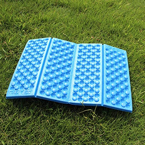 Red Socialism Outdoor Portable Foldable EVA Foam Waterproof and Moisture-Proof Garden Cushion Seat Pad Chair Light Weight