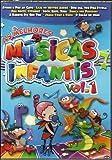 As Melhores Musicas Infantis Vol. 1 [DVD] 2013