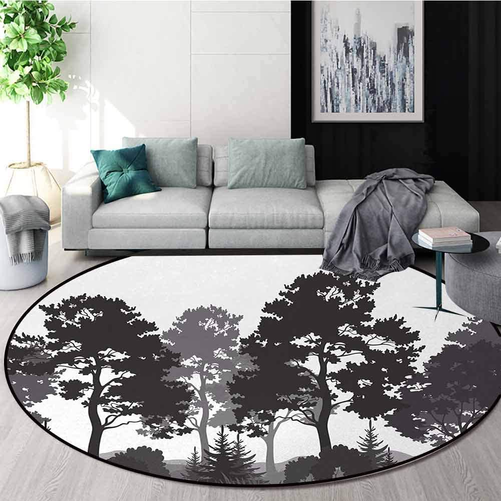 Quality inspection Black And White Computer Chair Floor Pine With Mat Forest Recommended Summer
