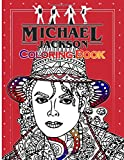 Michael Jackson Coloring Book: Michael Jackson Coloring Books For Kids And Adults