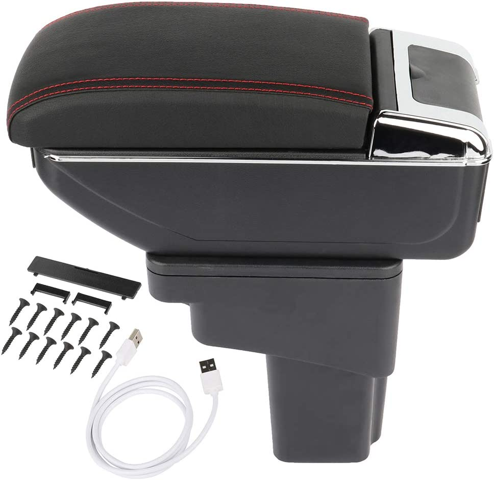 ANPART Center Console Armrest A surprise price is realized Repair Box Max 86% OFF for Replacement Storage